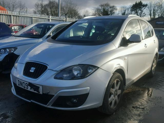 2009 Seat Altea Xl S For Sale At Copart Uk Salvage Car Auctions