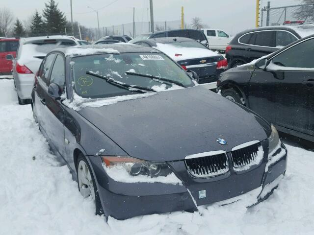 Auto Auction Ended On VIN WBAACGD BMW I In TX - 2006 bmw 528i