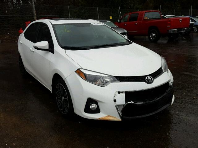 2016 toyota corolla l for sale nc china grove salvage cars copart usa. Black Bedroom Furniture Sets. Home Design Ideas