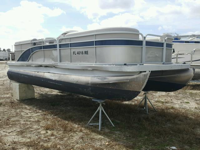 Salvage 2017 Bennche BOAT for sale