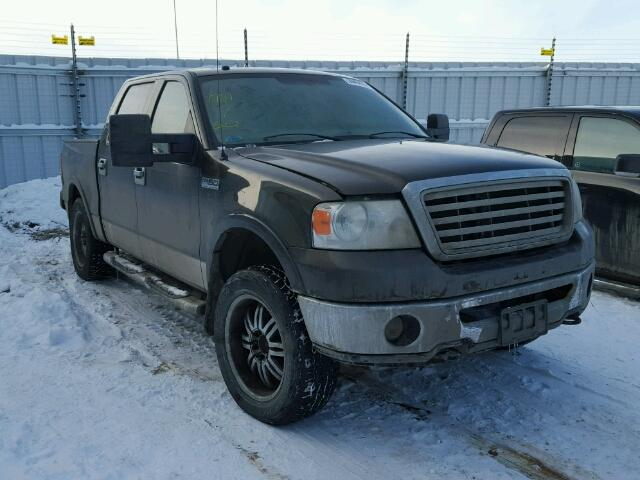 Ford F150 Super salvage cars for sale: 2008 Ford F150 Super