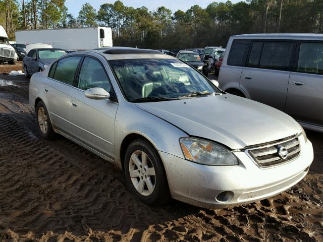 1n4al11d52c193000 2002 Silver Nissan Altima Bas On Sale In Fl
