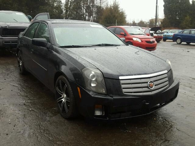 2003 caddy cts
