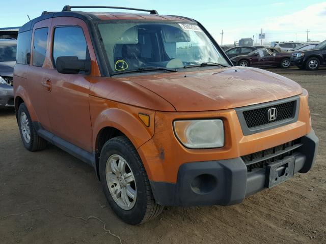 2006 HONDA ELEMENT EX 2.4L