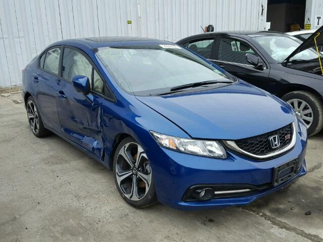 2015 honda civic si for sale nj trenton salvage cars for Honda civic 2015 for sale