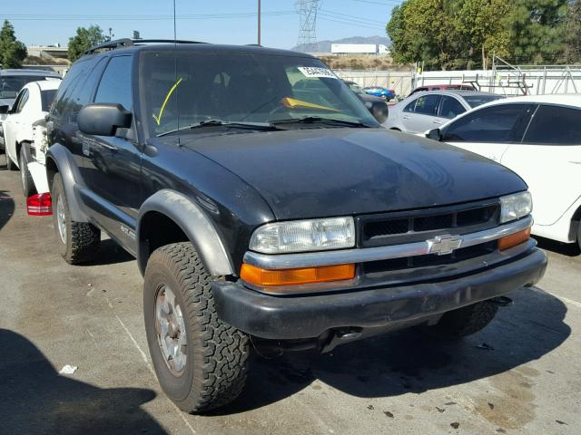 Auto Auction Ended On Vin 1gnct18x95k103173 2005 Chevrolet Blazer