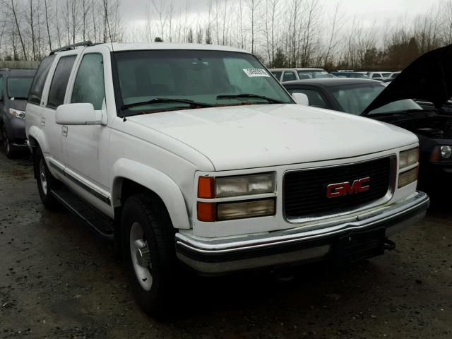 1998 gmc yukon for sale wa north seattle salvage. Black Bedroom Furniture Sets. Home Design Ideas
