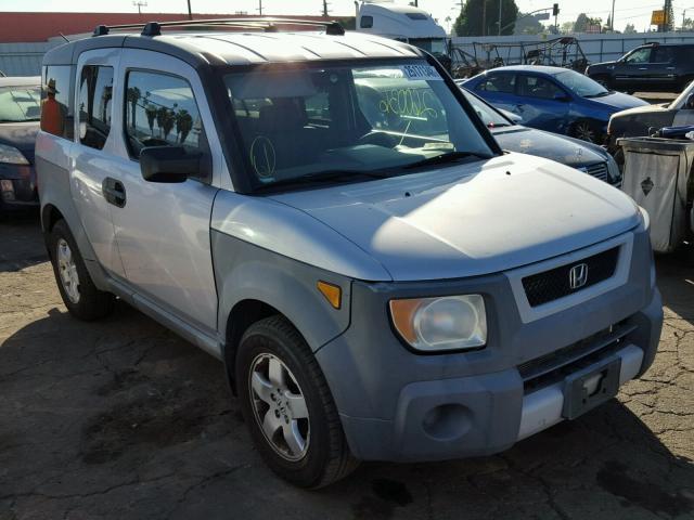 Auto Auction Ended On Vin 5j6yh28243l009214 2003 Honda Element Dx