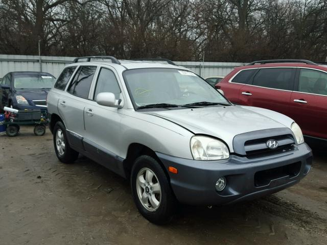 2005 Hyundai Santa Fe G 2 7l