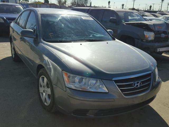 Auto Auction Ended On VIN 5NPET46F19H465385 2009 HYUNDAI SONATA GLS