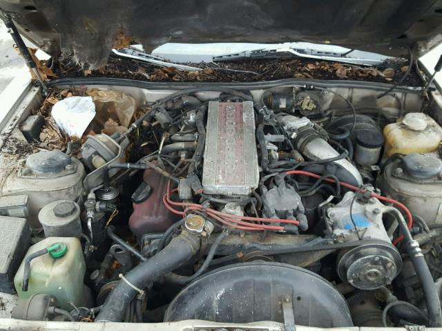 1986 NISSAN 300ZX Photos | TN - NASHVILLE - Salvage Car