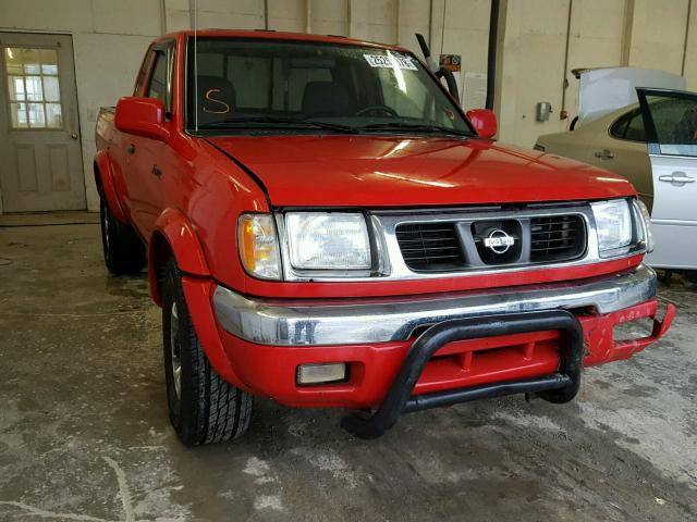 1999 nissan frontier king cab xe for sale tn knoxville salvage cars copart usa. Black Bedroom Furniture Sets. Home Design Ideas
