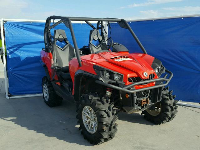 2013 CAN-AM COMMANDER 2
