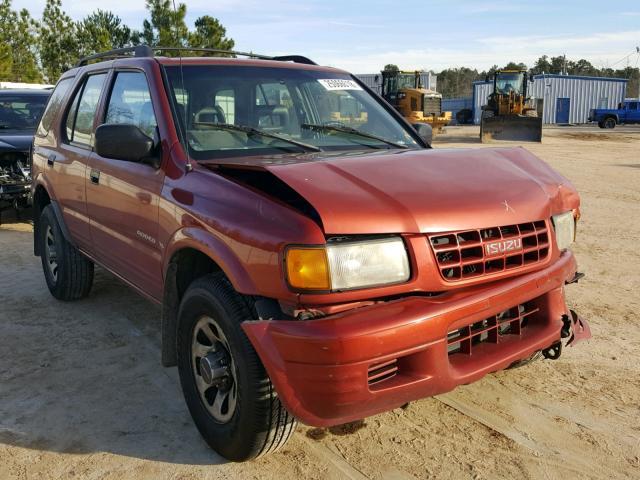 1999 ISUZU RODEO S 3.2L