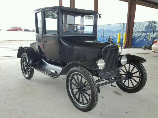 Auto Auction Ended On Vin 14560189 1926 Ford Model T In Fl Tampa