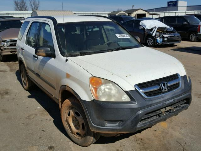 2002 HONDA CR-V LX 2.4L