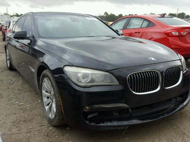 Auto Auction Ended On VIN WBAKCCBC BMW In TX - 2011 bmw 750