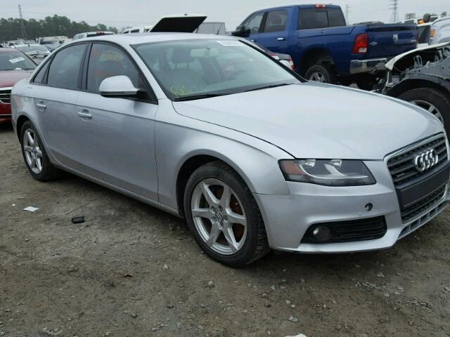 Auto Auction Ended On Vin Waulf78k39n026258 2009 Audi A4 20t Qu In