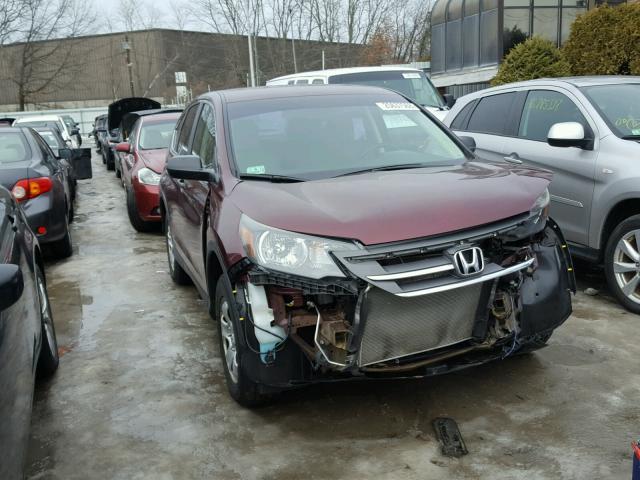 2012 HONDA CR-V LX 2.4L