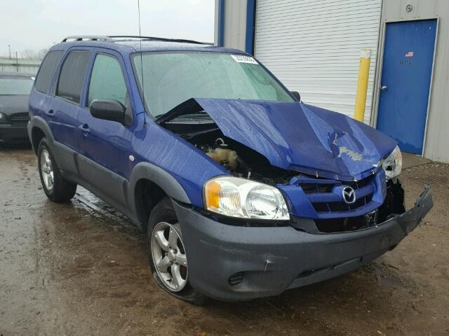 Auto Auction Ended On Vin 4f2yz02z35km50368 2005 Mazda Tribute I In