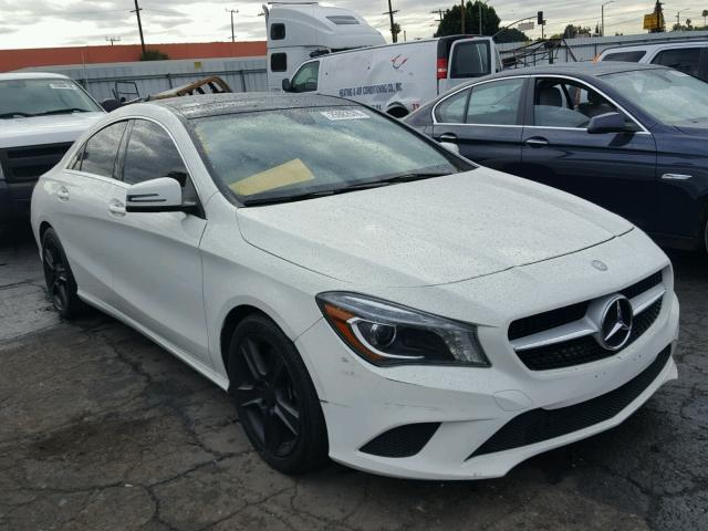 2014 MERCEDES-BENZ CLA 250 2.0L