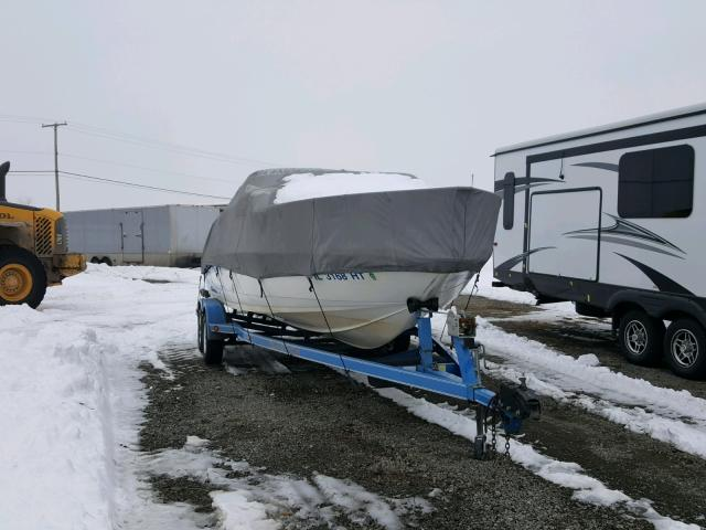 Salvage 1995 Glastron MARINE TRAILER for sale