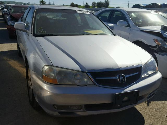 ACURA TL TYPES For Sale CA MARTINEZ Salvage Cars - 2003 acura tl type s for sale