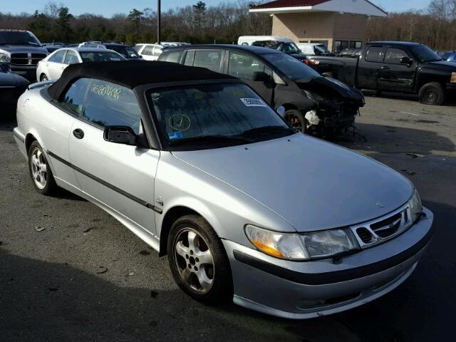 2001 SAAB 9-3 SE 2.0L