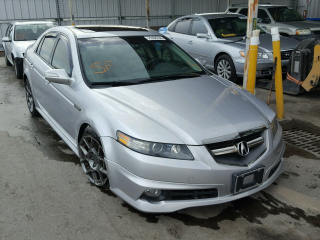 Auto Auction Ended On VIN UUAA ACURA TL TYPE S In - 2005 acura tl type s for sale