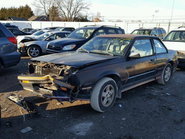 1987 Chevrolet Cavalier Z24 Photos Md Baltimore Salvage Car