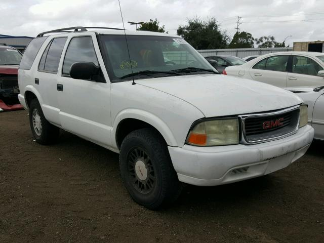 View 1999 Gmc Jimmy Sle