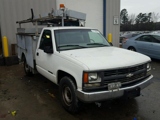 2000 chevrolet gmt-400 c3500 for sale