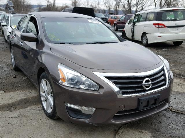 Auto Auction Ended on VIN: 1N4AL3AP0EC422063 2014 NISSAN ALTIMA 2.5 ...