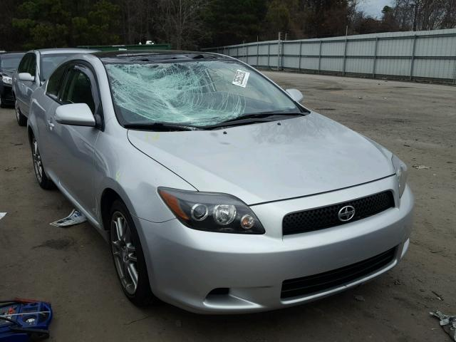 2010 toyota scion tc for sale nc raleigh salvage. Black Bedroom Furniture Sets. Home Design Ideas