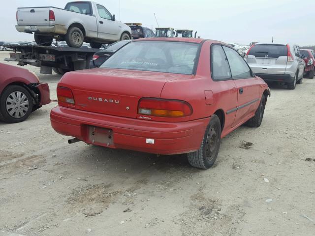 1997 SUBARU IMPREZA BRIGHTON Photos | TX - AUSTIN - Salvage Car