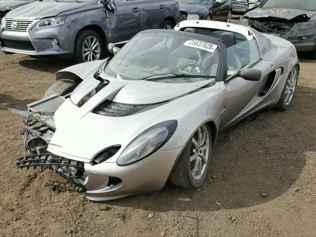 Auto Auction Ended on VIN: SCCPC11115HL32961 2005 LOTUS ELISE in CA ...