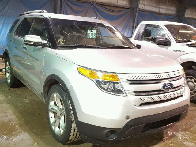 2013 ford explorer limited for sale in hammond salvage cars copart usa. Black Bedroom Furniture Sets. Home Design Ideas