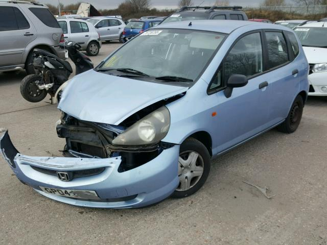 Photos For 2004 Honda Jazz S Salvage Car Auctions Uk Copart Uk