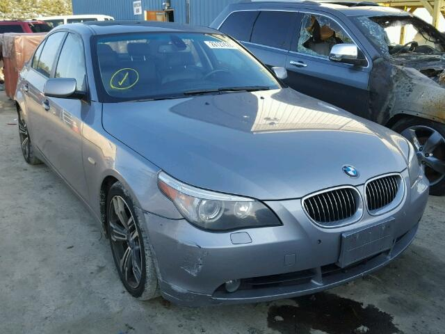 2007 BMW 550 I 4.8L