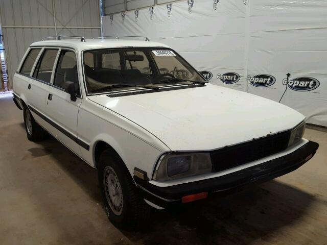 1985 PEUGEOT 505 S 2.3L