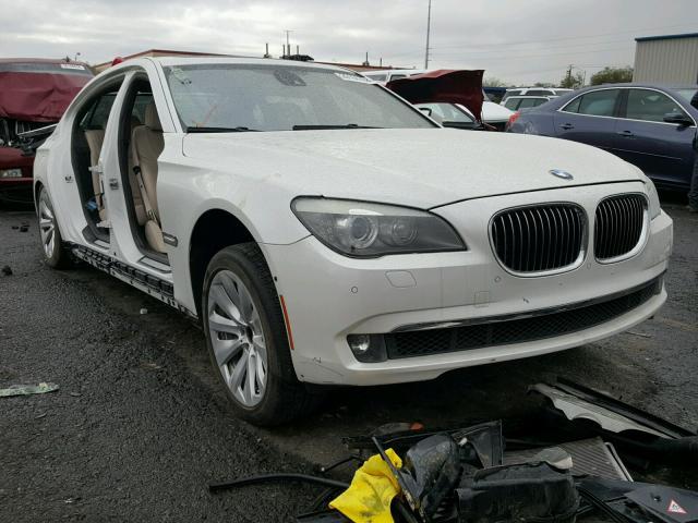 WBAKXCBC WHITE BMW LI On Sale In NV LAS - 2011 750 bmw