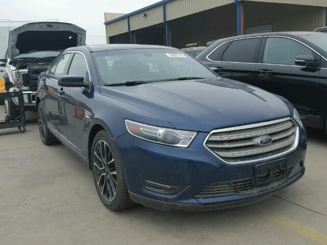 2017 ford taurus sel for sale tx dallas south salvage cars copart usa. Black Bedroom Furniture Sets. Home Design Ideas