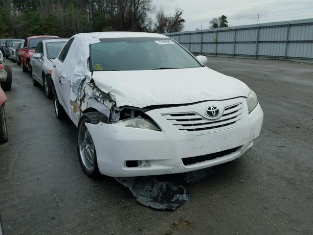 Salvage 2007 Toyota CAMRY for sale