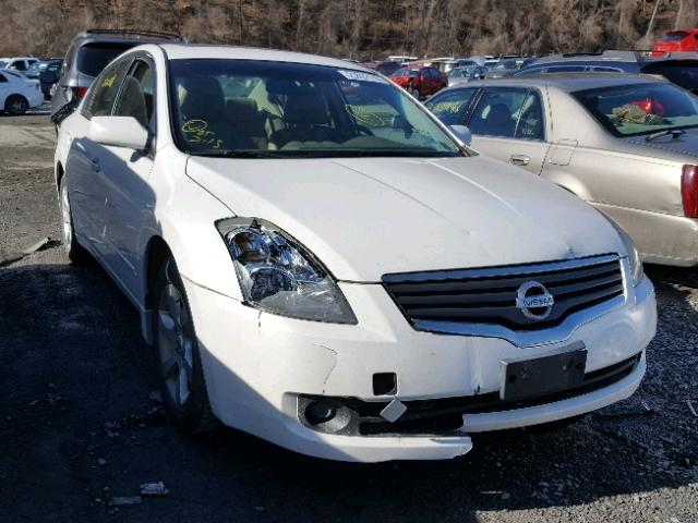 1N4AL21E78C282378 | 2008 WHITE NISSAN ALTIMA 2.5 on Sale in NY ...