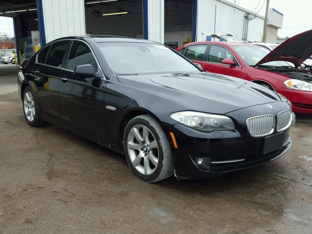 2011 BMW 550 I 4.4L