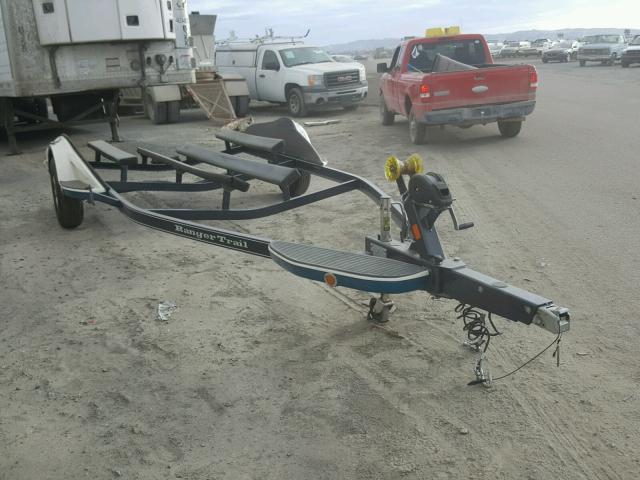 536BS2016C1133691 2012 Ranger Boat Trailer in CA - San