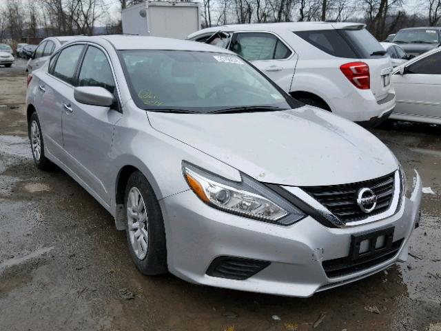 Auto Auction Ended on VIN: 1N4AL3AP9HC151394 2017 NISSAN ALTIMA 2.5 ...