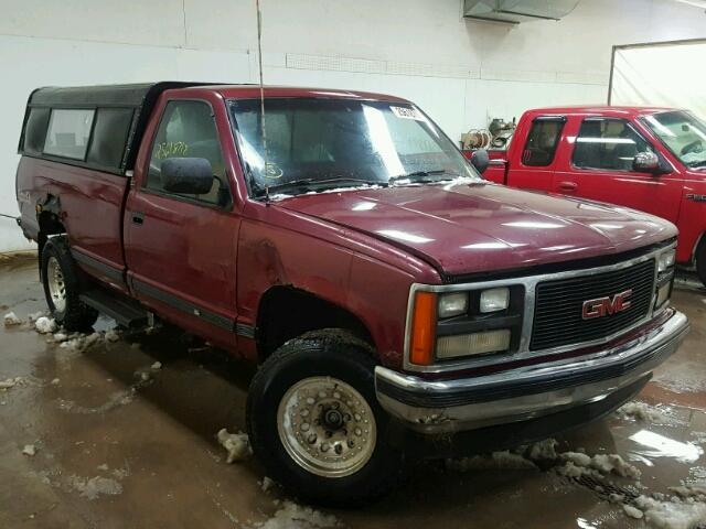 1989 GMC SIERRA K25 5.7L