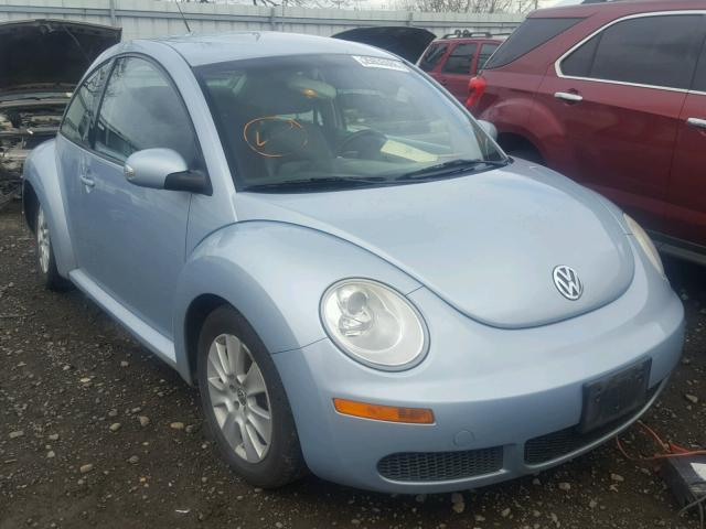 2009 Volkswagen New Beetle 2 5l
