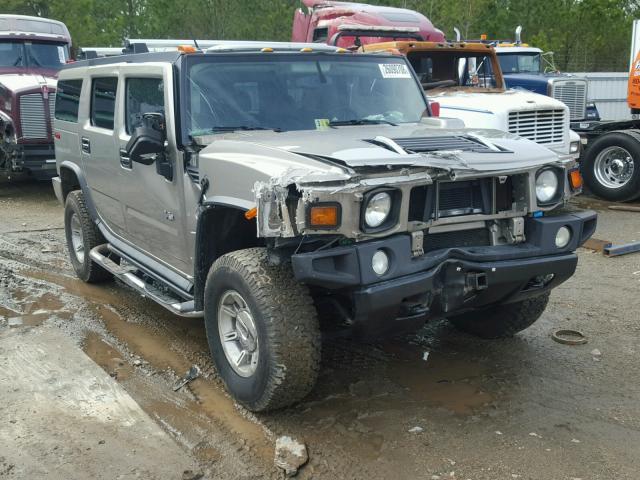 2003 HUMMER H2 6.0L